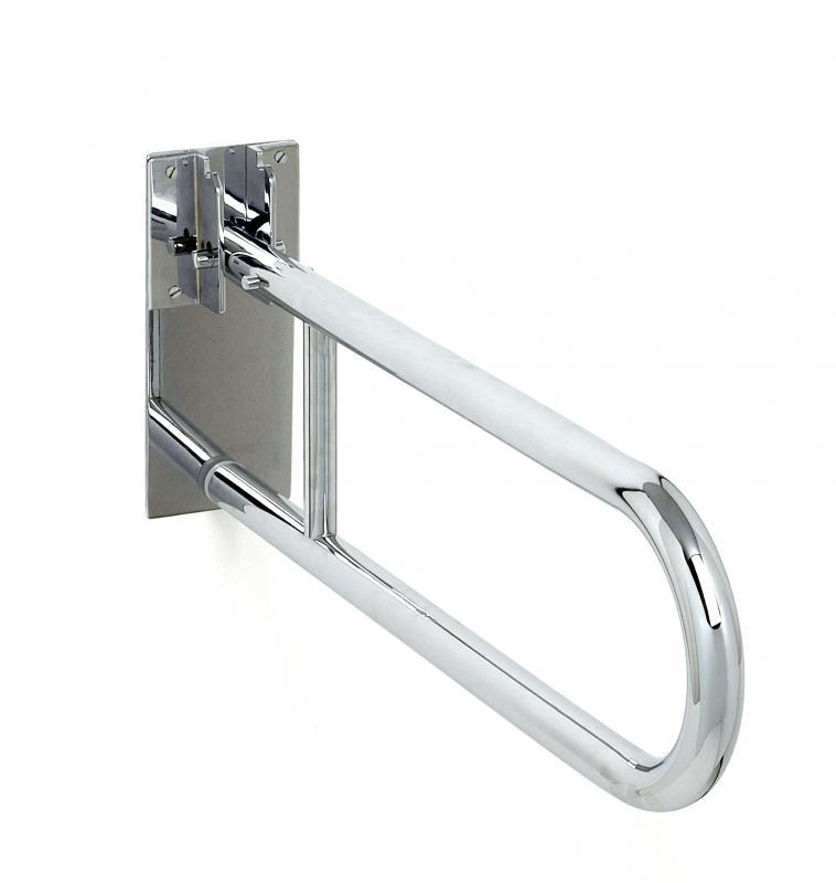 80fd78740ed Barra de apoio inox para banheiro - METALWORKS